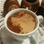 hot chocolate with chili