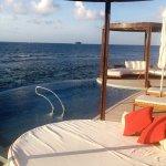 Bilde fra W Maldives