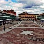 Almagro, la ciudad del teatro y elegido uno de los pueblos más bonitos de España..