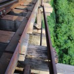Thai-Burma Railway (Death Railway) Foto