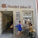 Fotografia de Hungry biker
