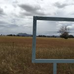 Grampians View- Framing the Wimmera