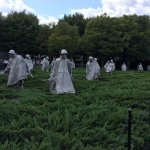Photo of Korean War Veterans Memorial