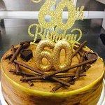 """Birthday cake """"tiramisu"""""""
