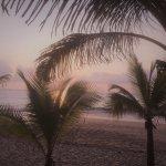 Beach in front of Ixtapa Barcelo