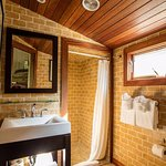 The Captains Quarters Master Bathroom