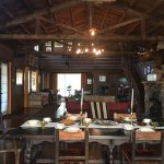 Main room dinning