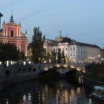 Laibach - die drei Brücken