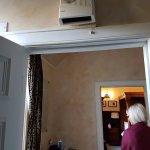 Nice fan heater