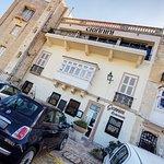 Giannini restaurant exterior