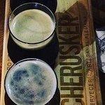 Degustando la cerveza