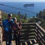 Photo de Catalina Island Zip Line Eco Tour