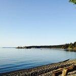 Ahhh the beach and calm waters