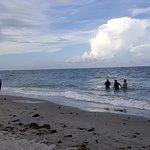 Playa de Boca Raton cercana al Resort