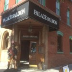The Palace Saloon