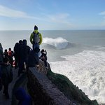 A Day out at Nazare with our Lodgers