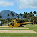 Back at Lihue airport