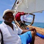 Safari Blue sailing with Captain Henry from Activities