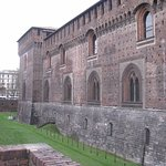 Castello Sforzesco Is well preserved