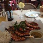 Amazing shrimp recipe