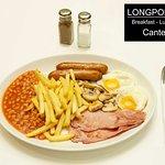 Bilde fra Longport Cafe