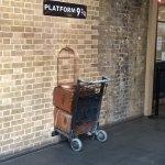 Photo of Platform 9 3/4