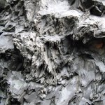 Lava flow formations