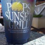 ภาพถ่ายของ Pops Sunset Grill