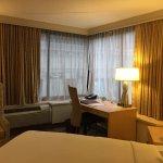 Room 1718 Desk, Windows