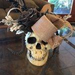 Halloween decoration,Crystal Cove Beach Resort 1165 Cedarwood Place, Tofino, British Columbia