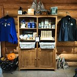 Gift shop, Crystal Cove Beach Resort 1165 Cedarwood Place, Tofino, British Columbia