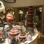 The best Dessert buffet you will find anywhere ! Simply delicious and outstanding presentation!