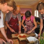 Seven Sisters Cooking Class