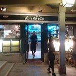 Il Refolo restaurant, Venice