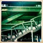 Asok entrance to the Skytrain.