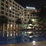 Novotel in November