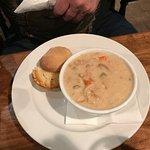 Seafood Chowder, French Creek Marine Pub , 1025 Lee Road | # 1, Parksville, British Columbia