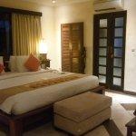 Villa lumbung Deluxe room & facilities