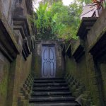 Steps leading up to Oleander Villa