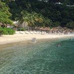 Jalousie Beach (also called Sugar Beach)