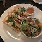 Spicy fish tacos, Avenue Bistro 2064 Comox Ave, Comox, British Columbia