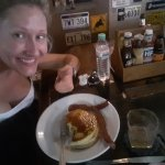 Twice I have had the pancakes and bacon. Number 1 in Bangkok for crispy bacon and the perfect  f