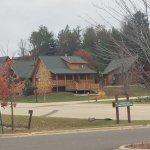 Cabins, Three Bears Resort change location 701 Yogi Cir, Warrens, WI