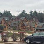 Cabins at Three Bears Resort change location 701 Yogi Cir, Warrens, WI