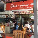 Photo of Cha-ame coffee and burger