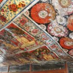 Lovely paintings on ceiling