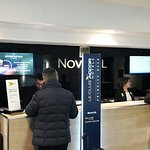 Foto de Novotel Milan Nord Ca Granda