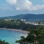 VIEW of Kata Beach..