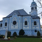 St.-Elisabeth-Kirche/Blaue Kirche Foto
