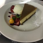 Our Famous Salted Caramel Cheesecake